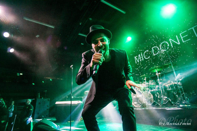 Mic Donet Live